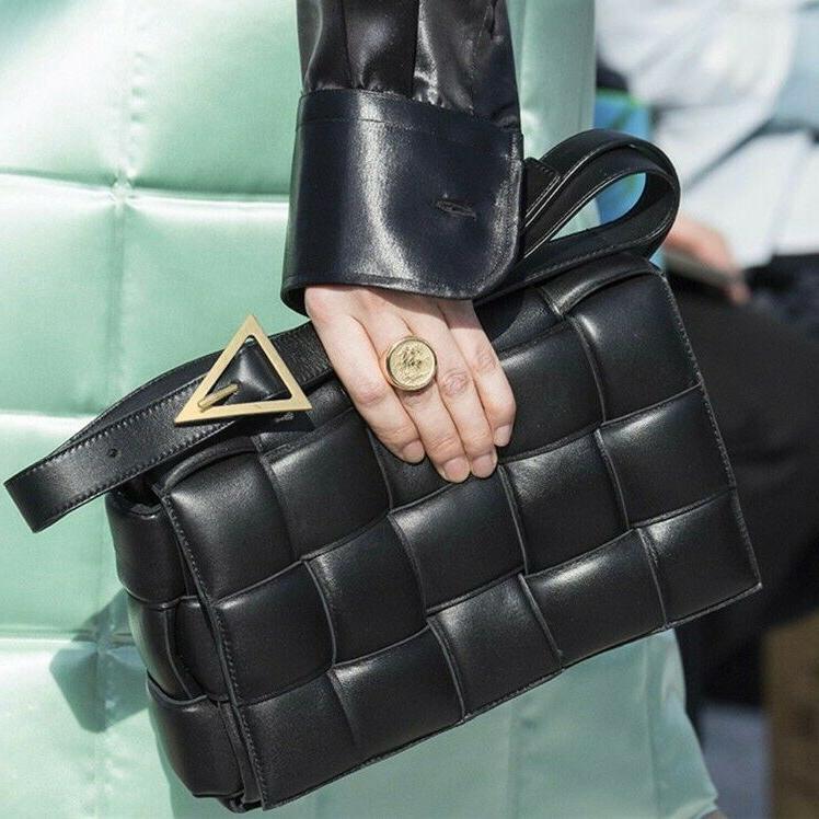 Luxury For Clutch Shoulder Strap Padded Cassette