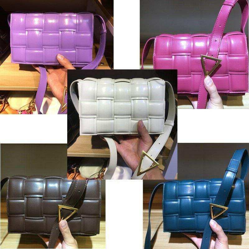 Luxury Bag For Clutch Strap Padded Cassette