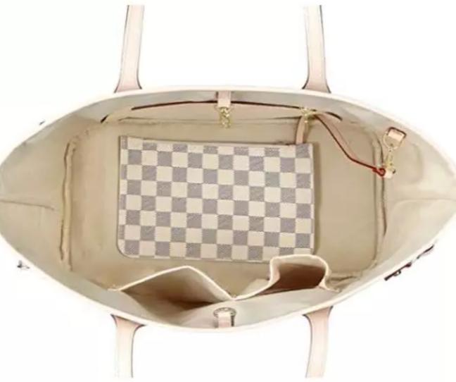 Luxury Checkered for Leather Strap