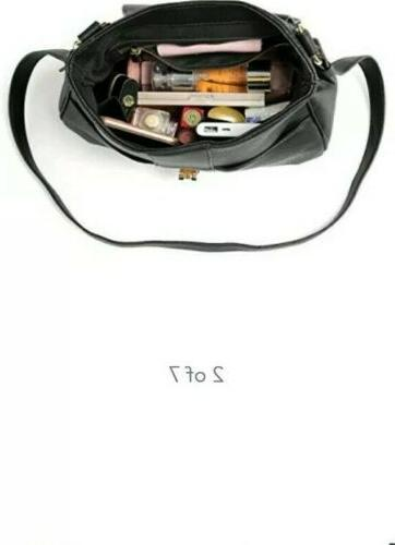 Daisy Body Bag Leather