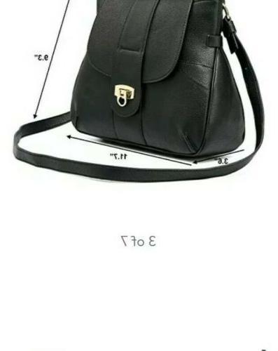 Daisy Rose Medium Body Bag Vegan Leather