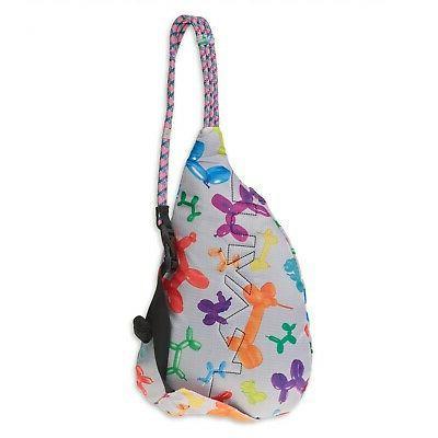 Sling Polyester Backpack -