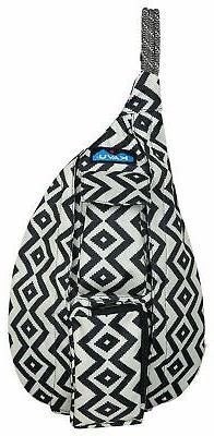 KAVU Mini Rope Sling Bag Kids Polyester Crossbody Shoulder B