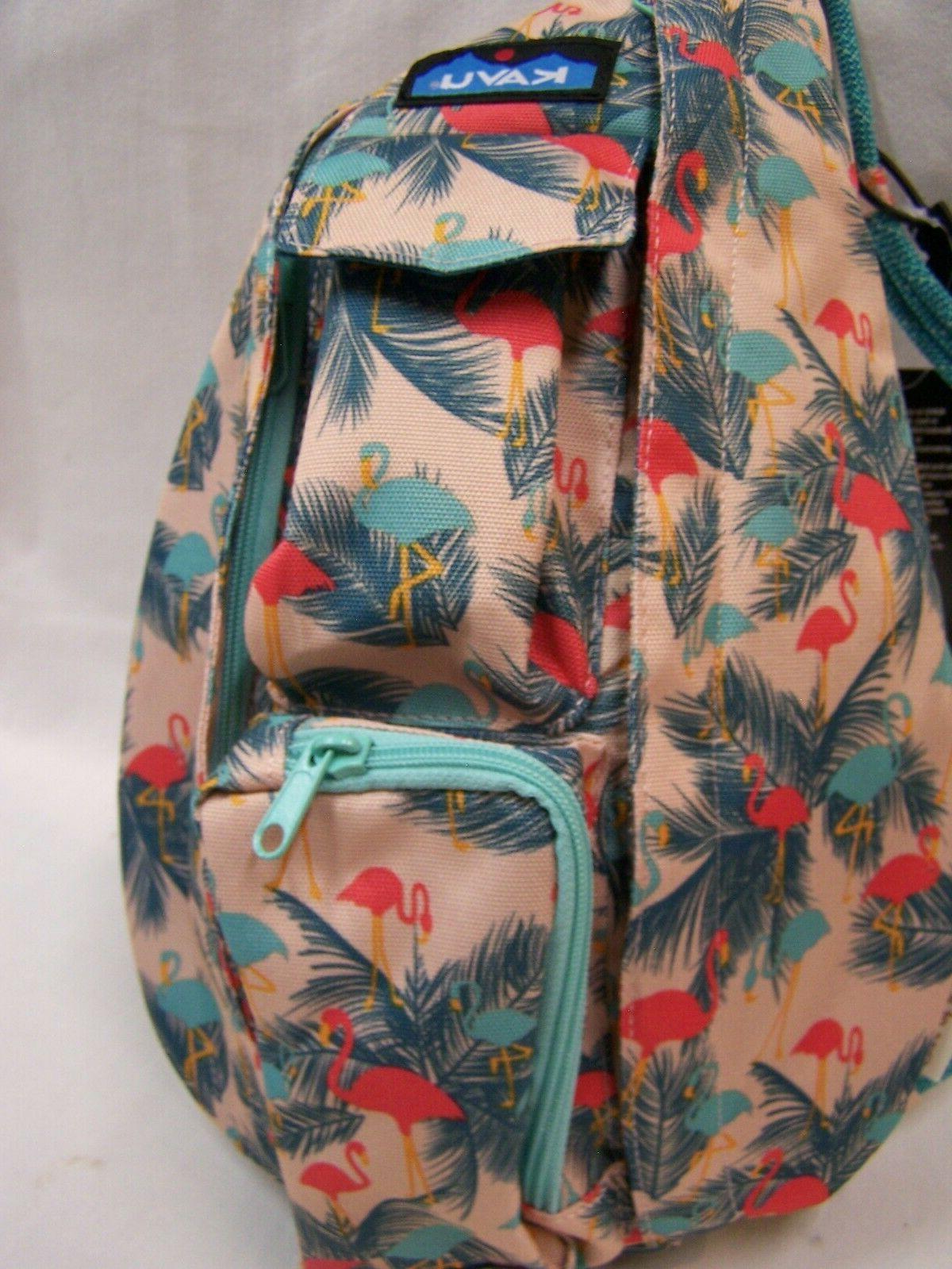 KAVU Mini Bag Crossbody Shoulder Backpack