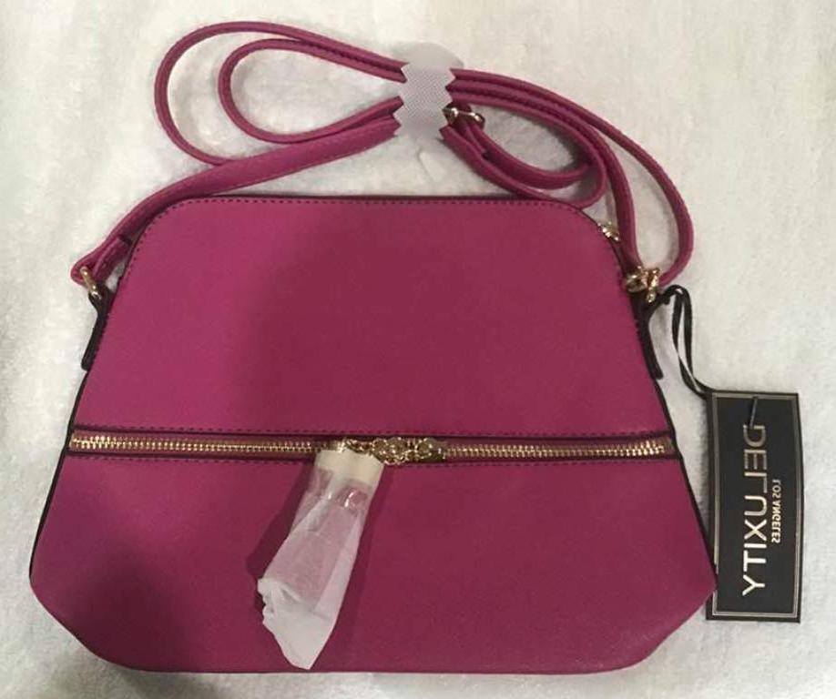 Deluxity Charm Bag
