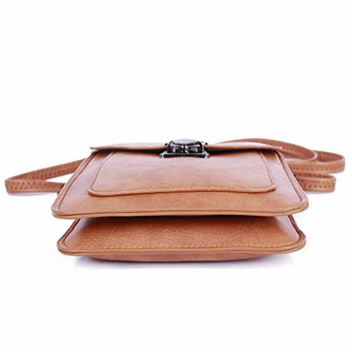 Multi Small Cell Wallet Leather Women