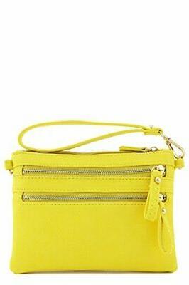 Multi Wristlet Crossbody Bag