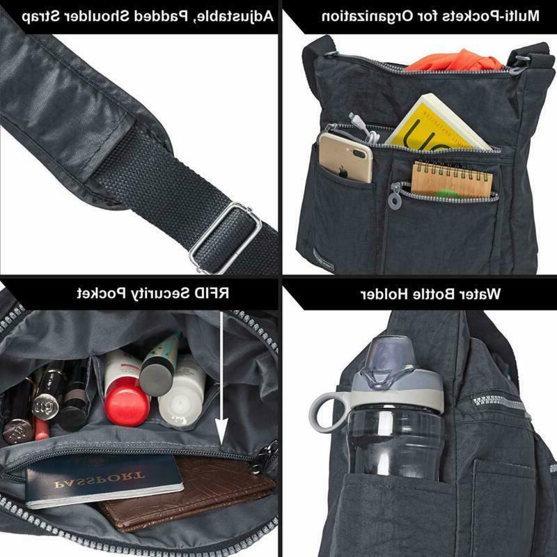NeatPack Bag Women RFID Pocket
