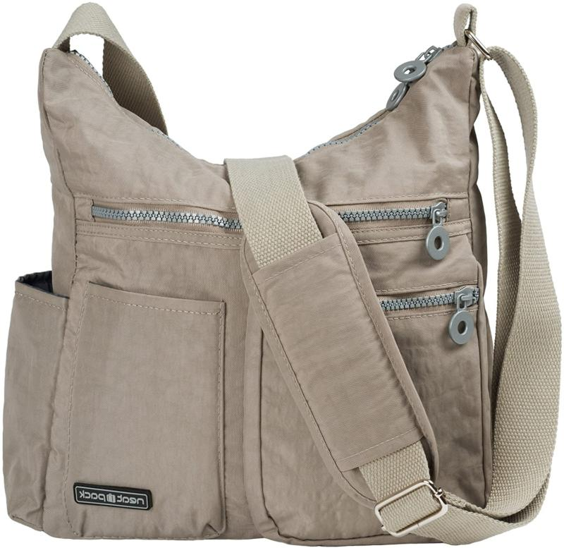 neatpack crossbody bag for women with anti