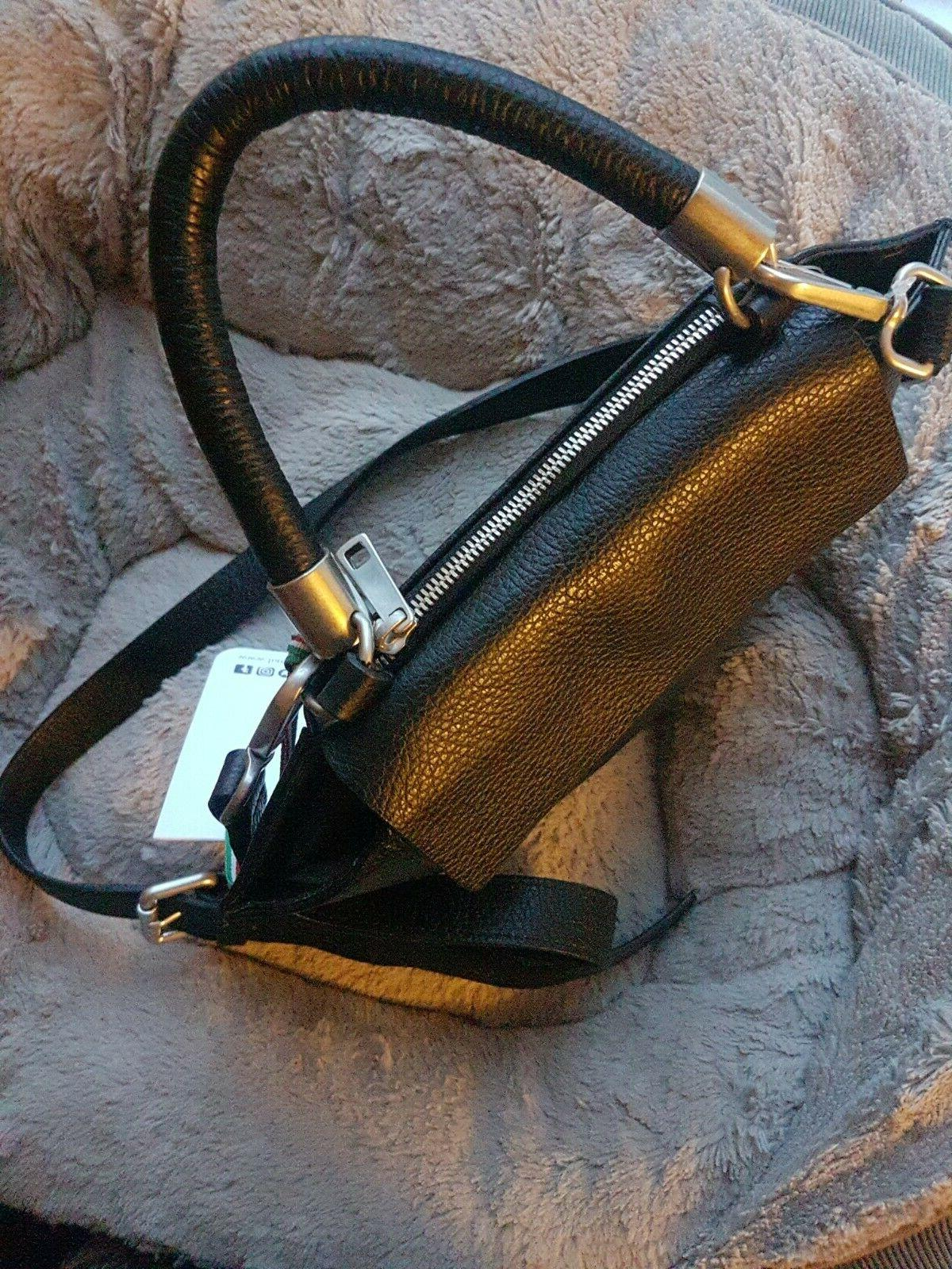 New Women's Black Bag NWT