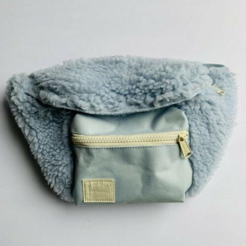 New Supply Seventeen Fleece Bag Cross