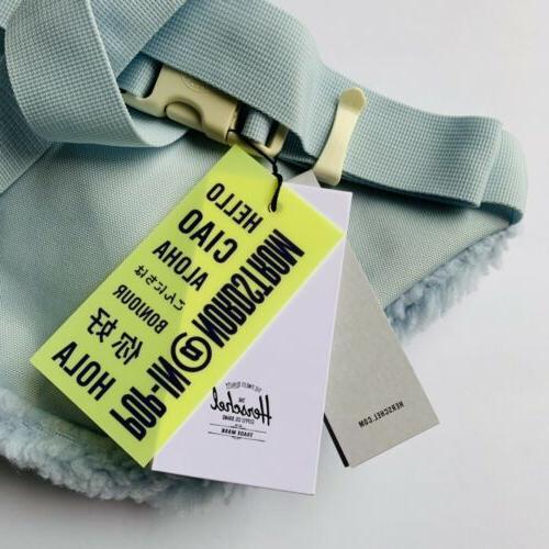 New Supply Seventeen Fleece Belt Bag Cross
