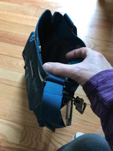 News/tags Bag With Hip Crossbody Adjustable