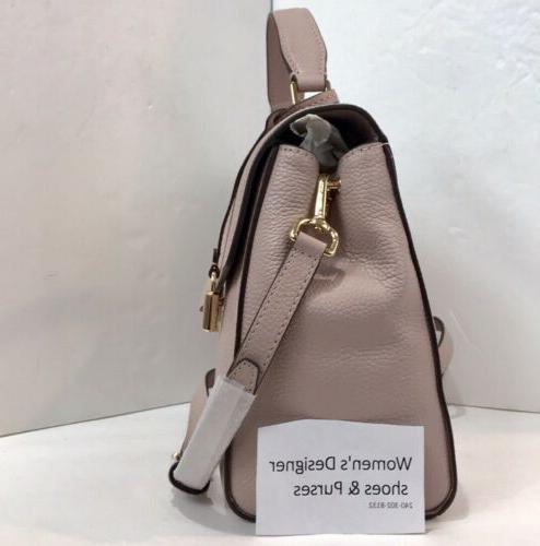 Michael Kors Leather Bristol Satchel Bag $348