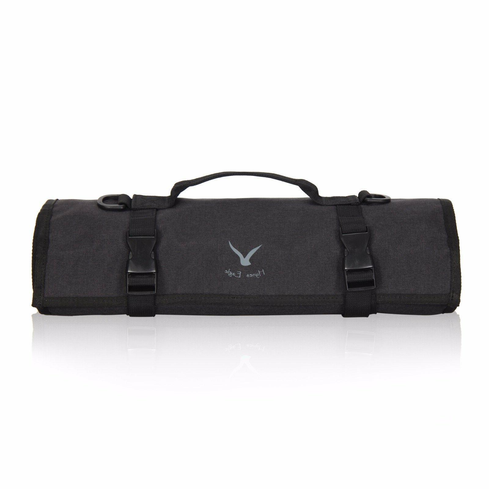 portable roll up travel bag hanging compression