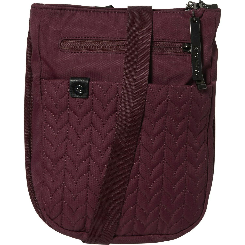 prima le anti theft crossbody shoulder bag