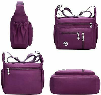 Fabuxry and Shoulder Handbags Bag, Size