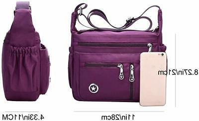 Fabuxry Bag, Black, Medium