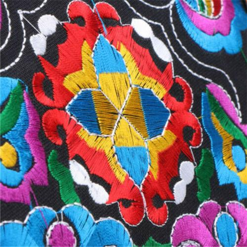 Retro Boho Messenger Bag