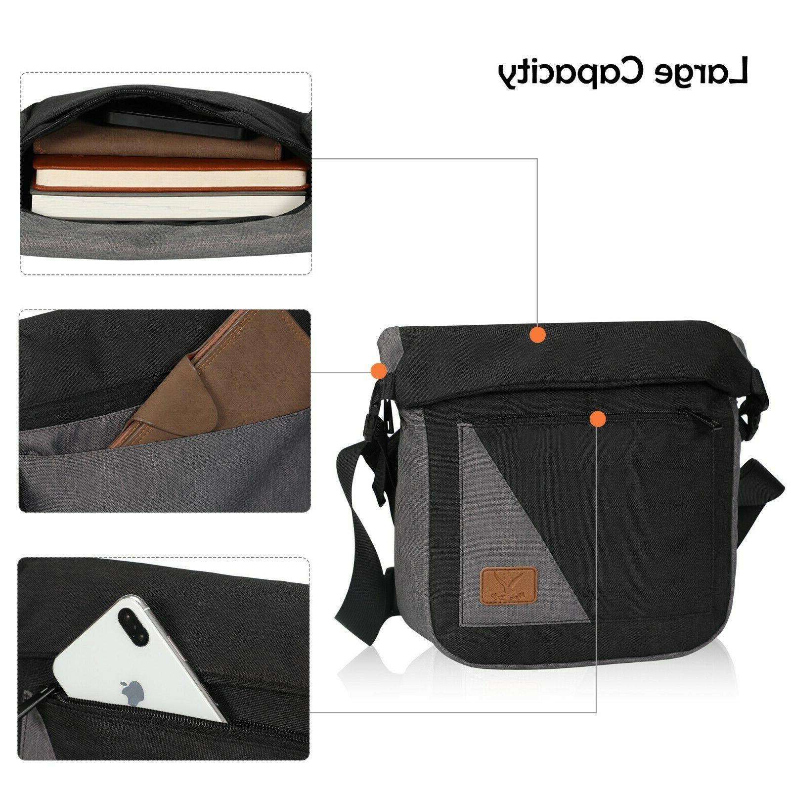 Hynes Roll Anti Daily Purse Messenger Bag