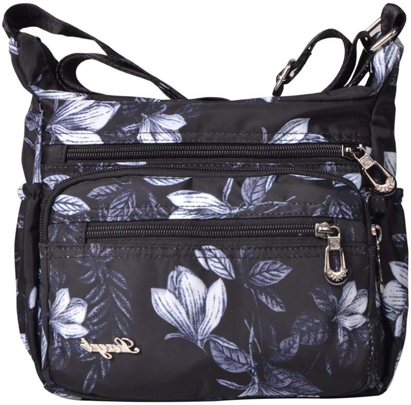 Notag Shoulder Bags For Women Nylon Crossbody Bags Waterproo