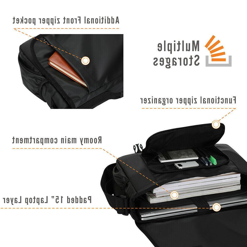 Hynes Men Bags Sling Messenger Backpack