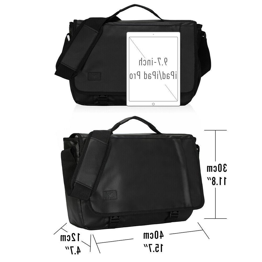 Hynes Eagle Shoulder Briefcase Men Women Crossbody Bags Sling Messenger