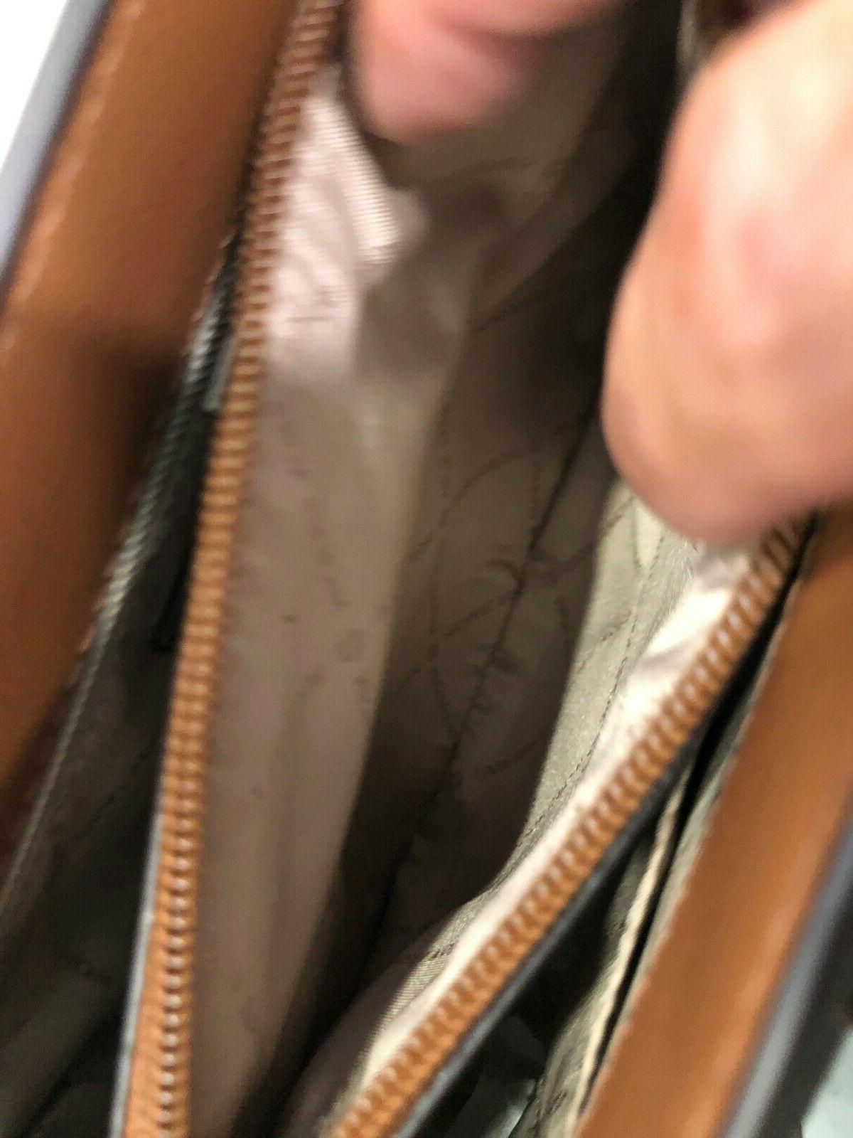 MICHAEL MINI MESSENGER BAG