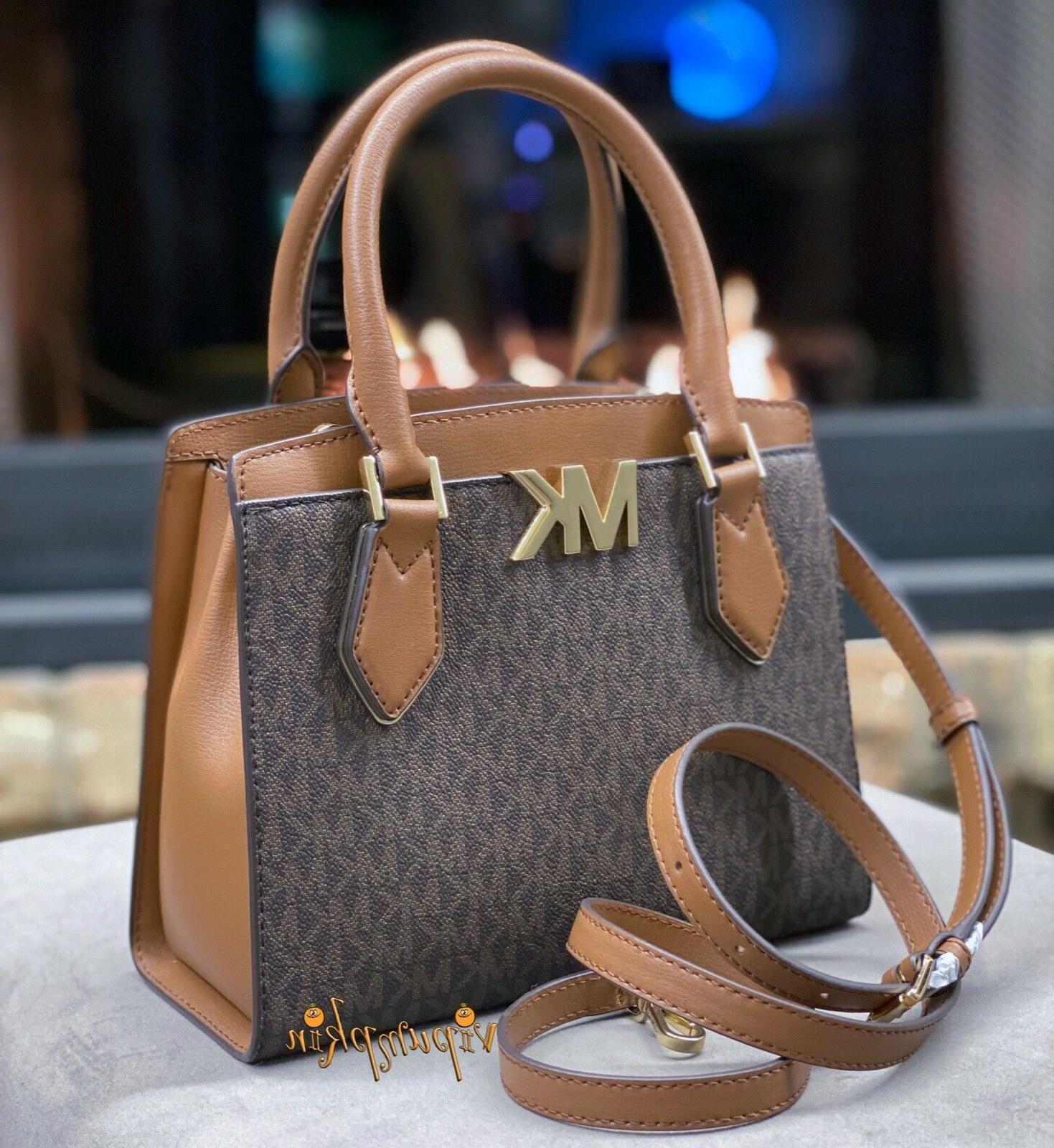 signature mott mini satchel or medium messenger