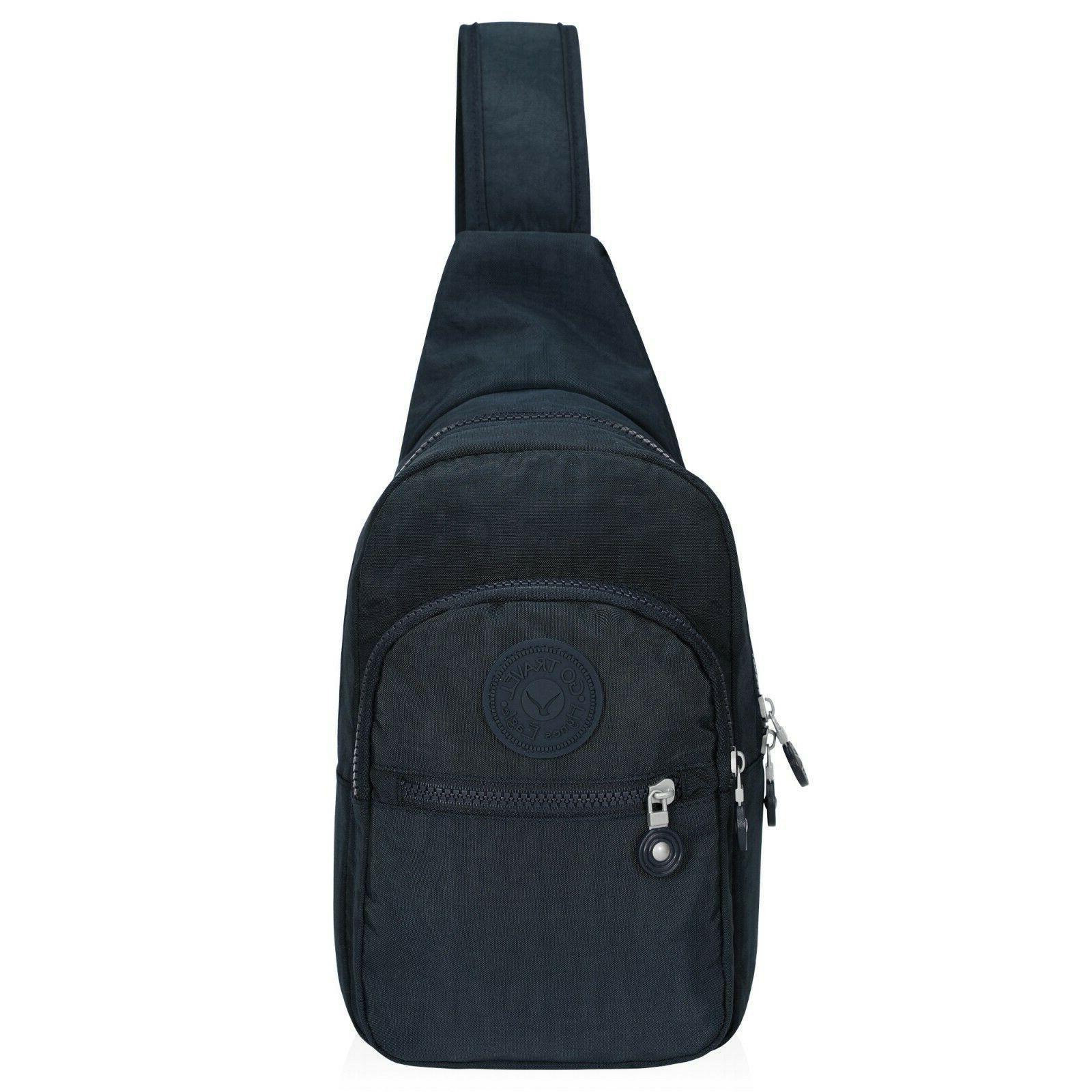 Hynes Sling Multipurpose Crossbody Backpack Shoulder Pack