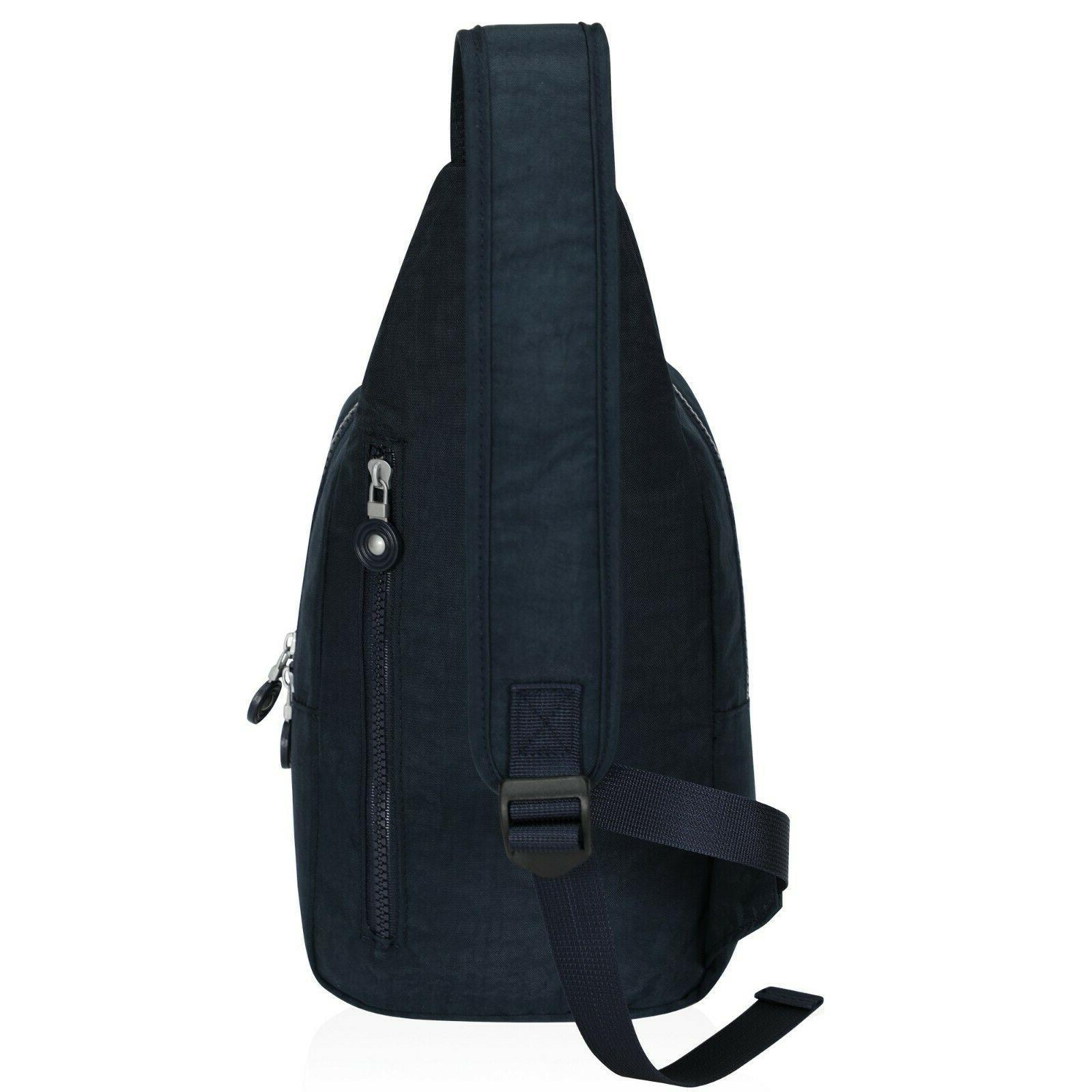 Hynes Shoulder Pack Bag