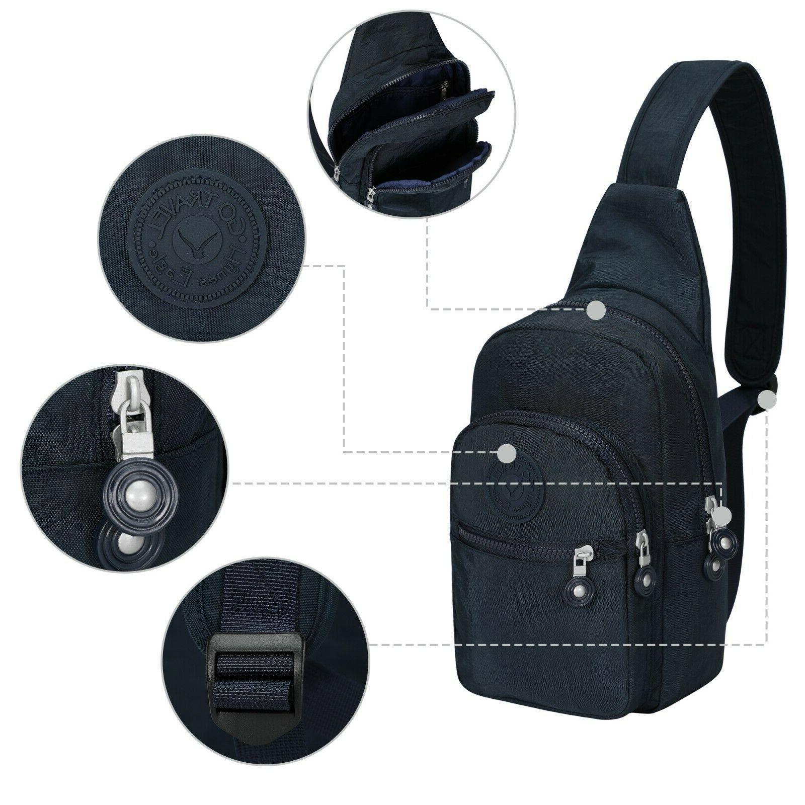 Hynes Eagle Sling Bag Multipurpose Shoulder