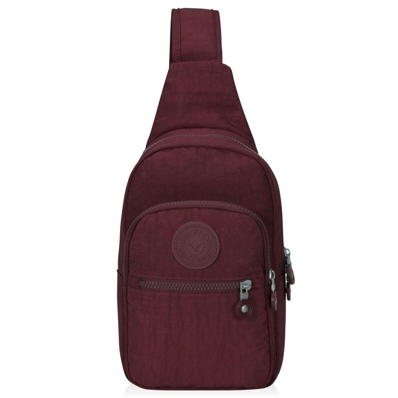 Hynes Eagle Multipurpose Backpack Shoulder Pack