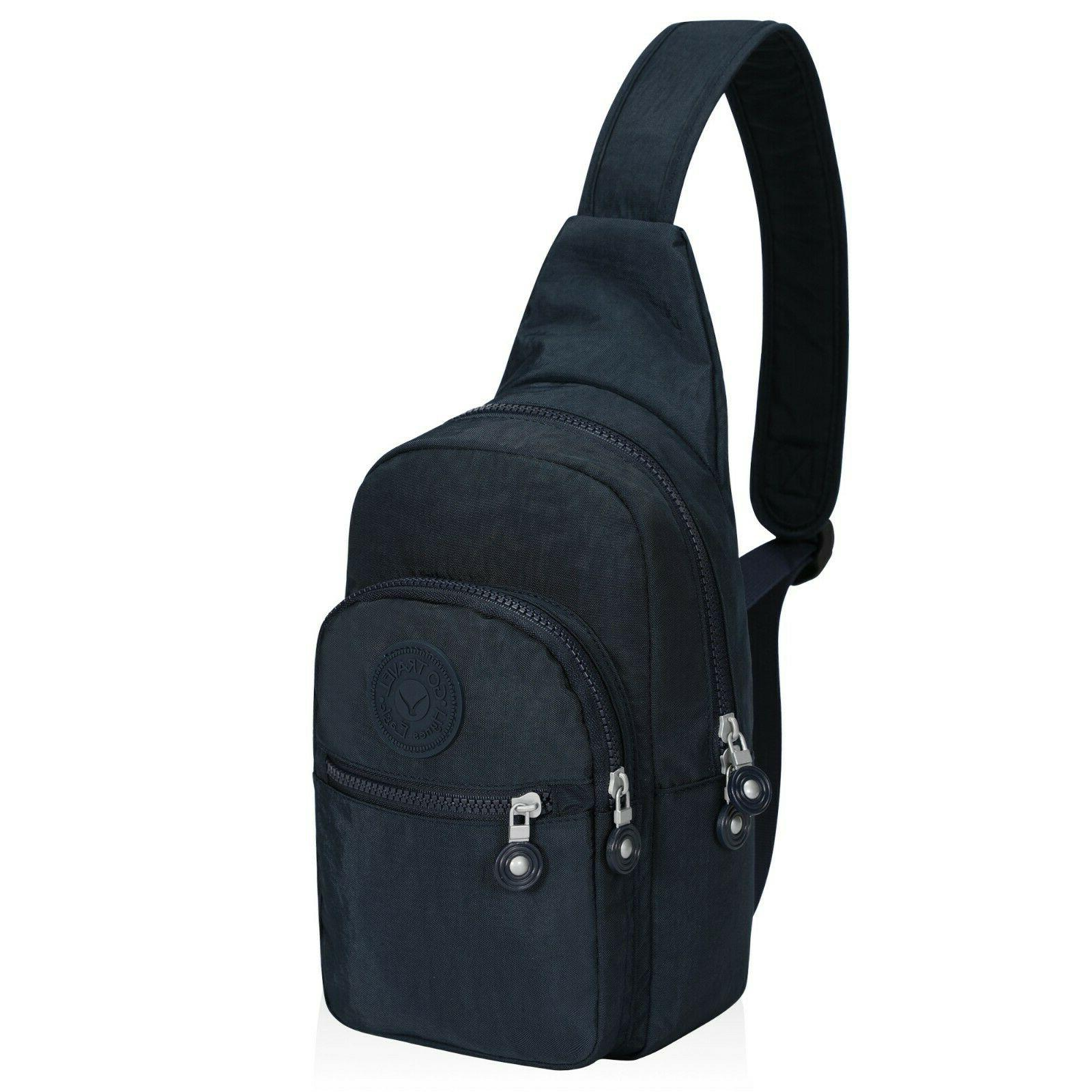 sling bag multipurpose crossbody backpack chest shoulder