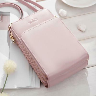 Small Crossbody Bag Women Leather Cellphone Purses