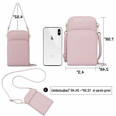 Small Women Leather Shoulder Purses