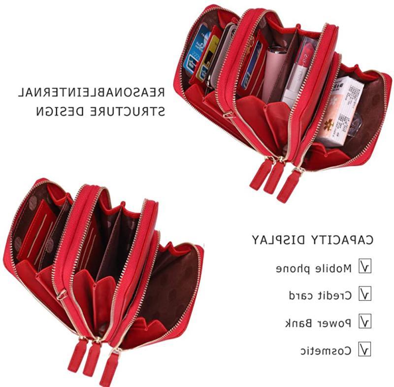 Small Crossbody Purse Messenger Shoulder Bag W