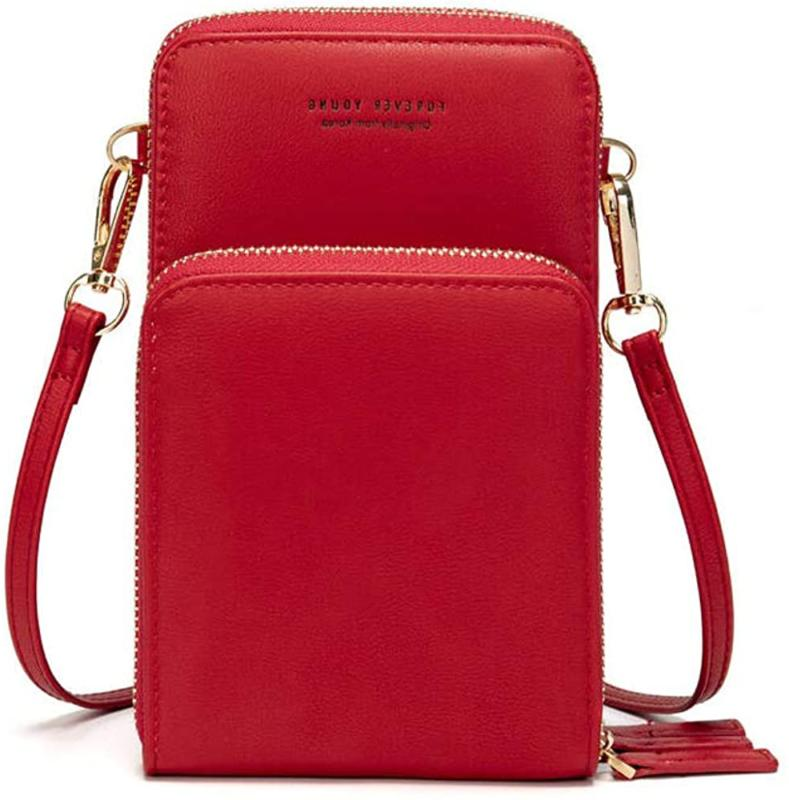 small crossbody cell phone purse for women