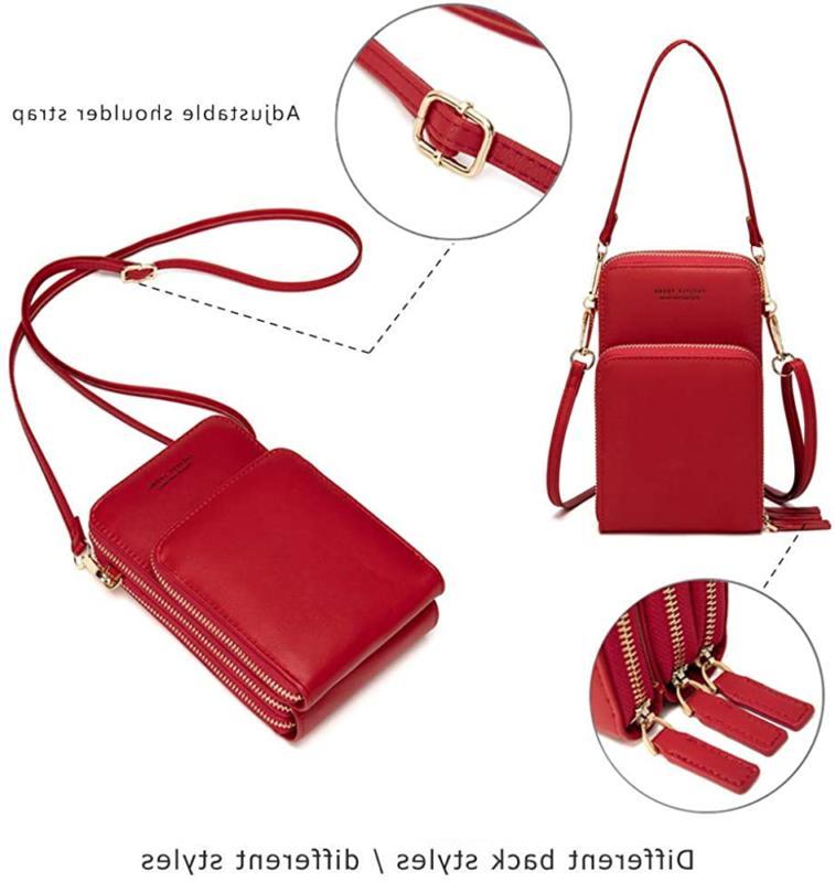 Small Purse For Women, Messenger Bag W