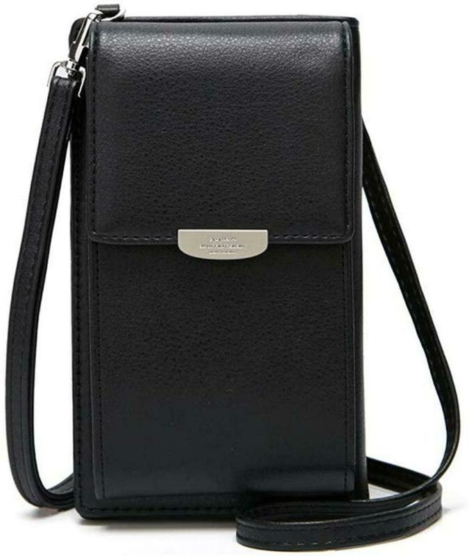 small leather shoulder bag crossbody bag cellphone