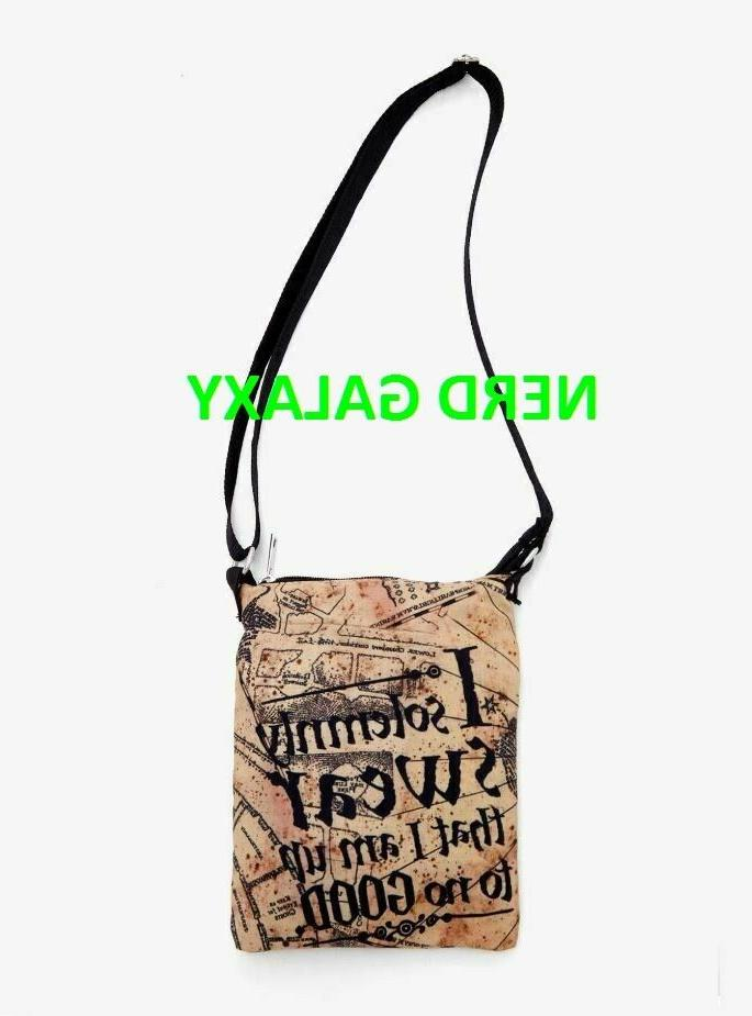 Harry Map LICENSED Crossbody
