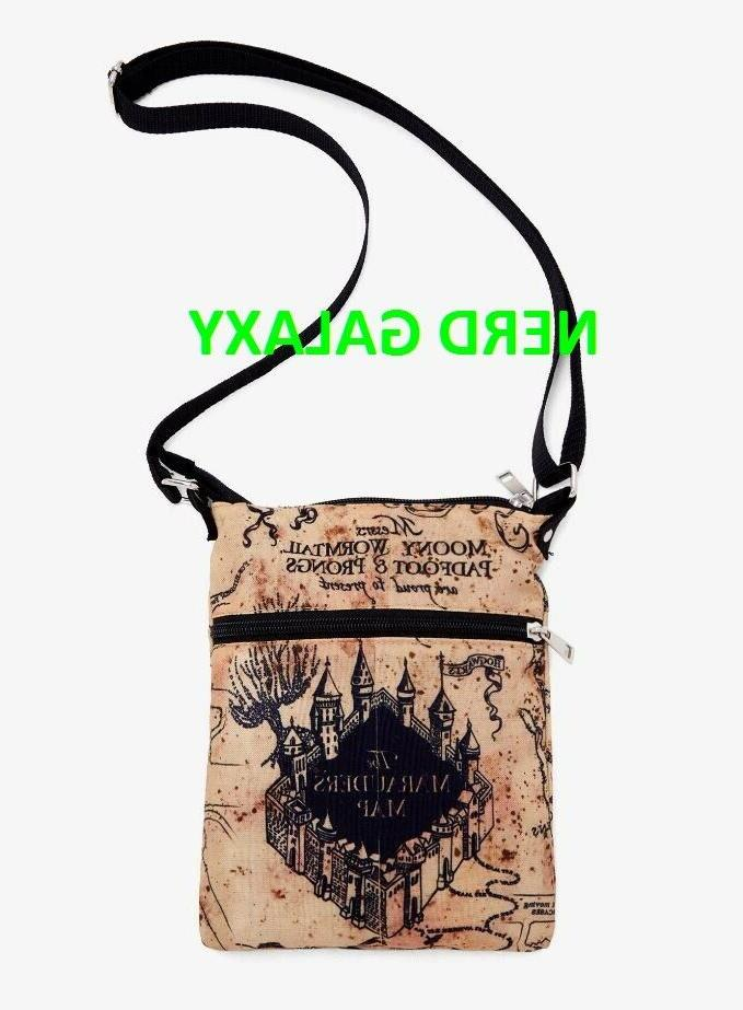 Harry Map LICENSED Bag Purse