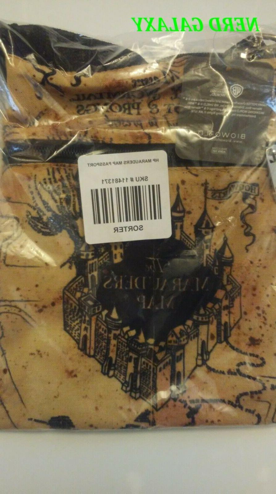 Harry Potter Solemnly Map Bag Bag