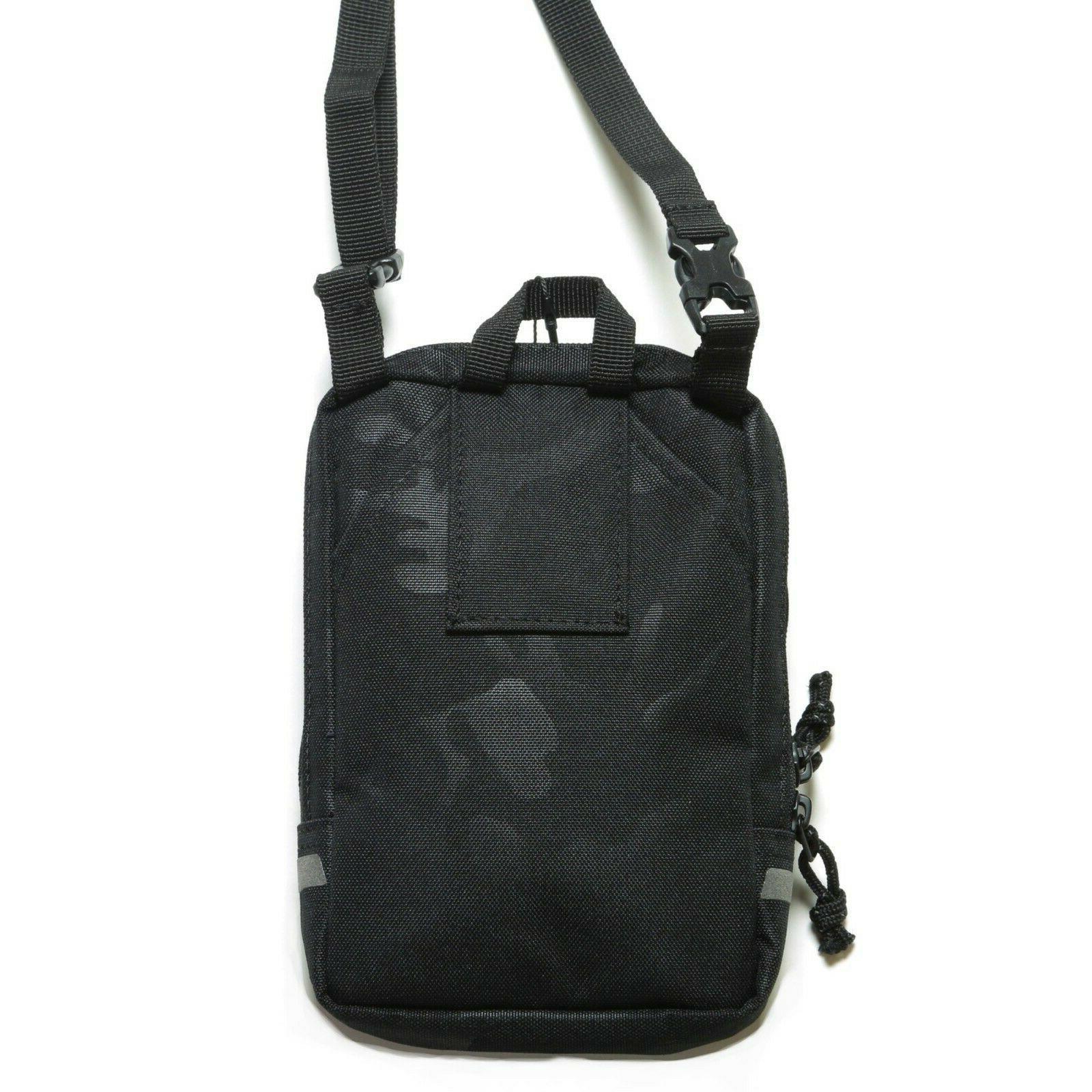 HERSCHEL SUPPLY CO Large Bag Black Camo