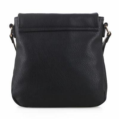 Deluxity Tassel Zippered Bag with