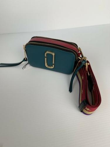 THE SNAPSHOT LEATHER MULTI