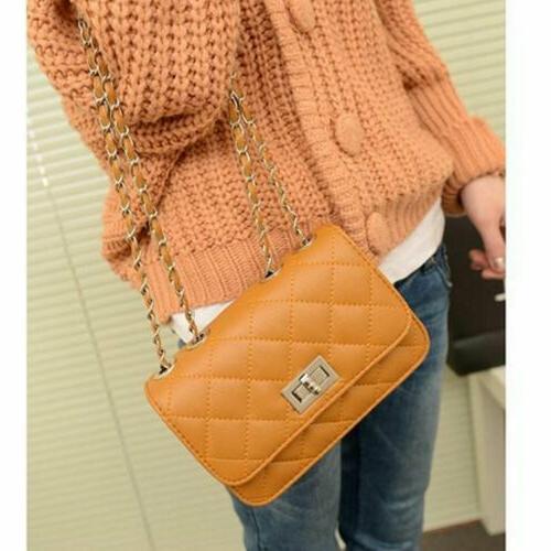 US Small Crossbody Handbag Purse Bag with