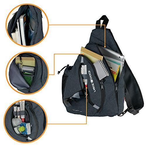 Versatile Sling Bag/Urban Wear Crossbody for Women, by