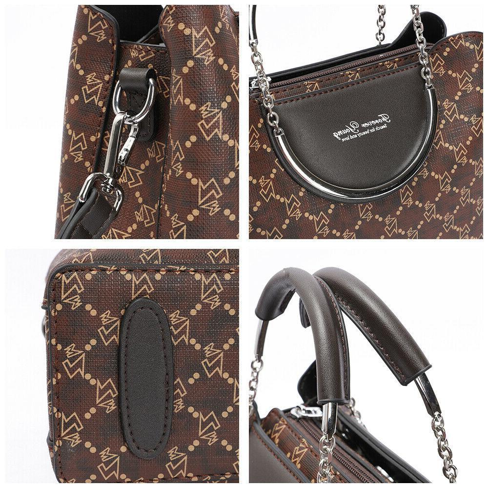 Woman Handbags PU Handle Bag