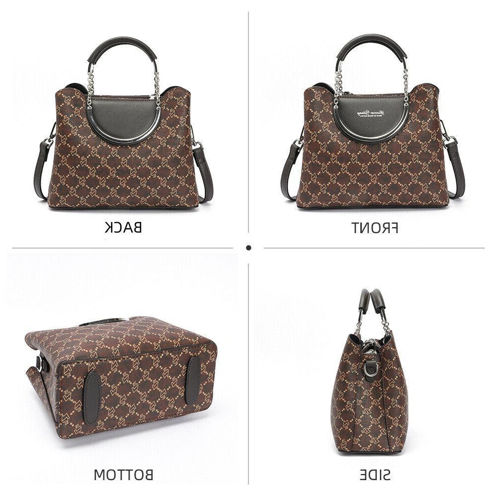 Woman Fashion Handbags Handle Satchel